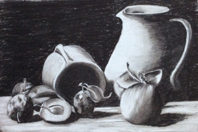Jugs and Plums