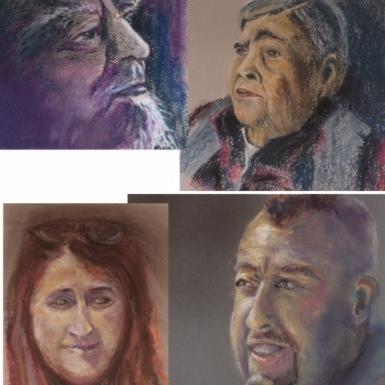 Portrait Studies 17